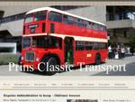 Engelse dubbeldekker Oldtimer bus te koop en onderhoud