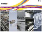 Printec Grupp OÜ - Trükikoda Reklaam Disain