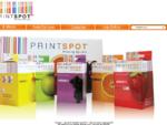 Tinteiros e Toners - Loja Online - Printspot, Lda