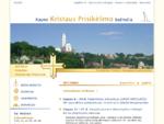 www. prisikelimas. lt – Kauno Kristaus Prisikėlimo bažnyčia