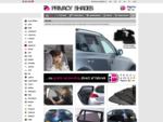 Privacy Shades | Zonneschermen Auto | Autozonwering