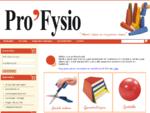 Pro'Fysio materiaal voor ergo- fysiotherapie
