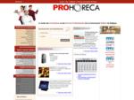 Fournisseurs et achat de matériel HORECA en Belgique - Pro Horeca, le site professionnel Horeca