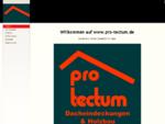 Home - Pro-Tectum