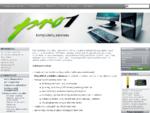 PRO1 | kompiuterių servisas | elektronikos ir kompiuterinės įrangos taisymas Kaune, Aleksote - PR