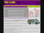 Carpet Cleaning Caboolture - ProClean Carpet Cleaning, Tile Cleaning Upholstery Cleaning - .