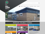 Procomm Site Services Ltd - Quality and Service in Permanent and Temporary Accommodation