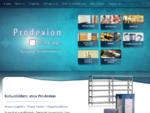 Prodexion - Αποθήκευση | Ράφια | Dexion | Ανυψωτικά | Μηχανήματα | Μικρά | Χρηματοκιβώτια | Πατάρια ...