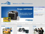 ProEliteCard. rs ID Kartice, ID štampači, ID držači, štampane trake, Fargo, Beograd, Srbija