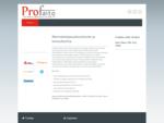 Mainosteippauskoulutusta ja konsultointia Profalto Oy