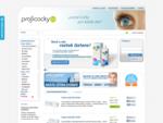 Levné kontaktní čočky, barevné kontaktní čočky, měsíční kontaktní čočky levně