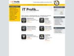 IT Profík s. r. o. - Dodávky a servis IT řešení