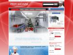 PROFI KUCHYNĚ - Gastro zařízení, gastronomické vybavení