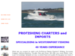 A ProFishing Charters - fishing trips for up to eight people fishing Westernport, Victoria, ...