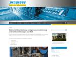 progress | Maschinen Automation - Bügelbiegeautomat, Richtmaschinen, Korbfertigung, ...