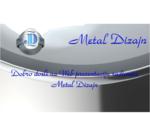Welcome Page - Metal Dizajn