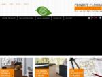 PROJECT FLOORS GmbH - Bodenbelaege, Fußboden, Ladenbau, Innenarchitektur