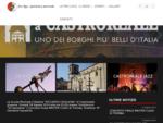 Home page della Pro Loco Artemisia