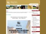 Pergola in provincia di Pesaro Urbino, nelle Marche. Sito della Pro Loco con informazioni turistiche, ristoranti, agriturismi, manifestazioni, museo ..