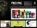 Τροφές για σκύλους, Τροφές για γάτες Propac petfood