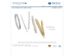 Temptation Jewellery by Protea - Australian diamond jewellery manufacturer and producer of wholesale