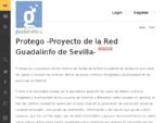 Protego -Proyecto de la Red Guadalinfo de Sevilla-