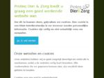 Proteq Dier Zorg Dierenverzekering