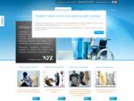 Protezy ortopedycznde, kosmetyczne, gorsety lecznicze, łuski i sprzęt ortopedyczne - Zakład Ortop