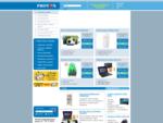 Proton Elektro, Akční leták, Prodejny