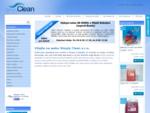 Úklidová a čistící technika - SimplyClean