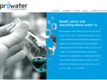 Pro Water BV - Importeur Groothandel in meet-regel-doseer apparatuur en chemicaliën