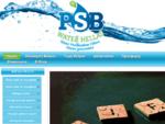 Φίλτρα Νερού - P. S. B Water Hellas - Φίλτρα Νερού - Συσκευές Όζοντος - Θερμοψύκτες
