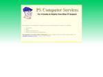 PS Computer Services - Darwin, NT, Australia