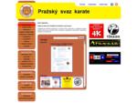 Pražský svaz karate