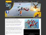 Skoki spadochronowe, szkolenia spadochronowe, skoki spadochronowe w tandemie - Pete Skydive skoki