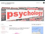 Ψυχολόγος | Χάρης Τησαρχόντου
