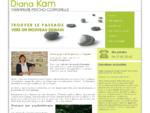Psychothérapeute Bretagne, Diana Kam, spécialiste en Gestalt thérapie à Trégunc.