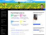 PSYCHOLOGIE | online psychotesty, online kurzy psychologie, programy proti stresu