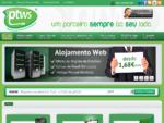 PTWS Alojamento Web | Registo de domínios | Lojas Online | Servidores Dedicados