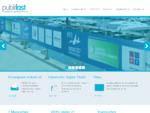 PubliFast - Impressão Industrial e Digital Bandeiras, Telas, Mastros, Vinil