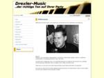 drexler-music. de - Willkommen