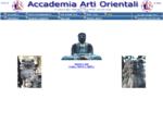Accademia Arti Orientali - Saronno Italia