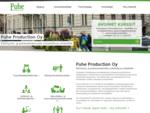 Puhe- ja esiintymisvalmennusta yrityksille ja yhteisöille | Puhe Production Oy
