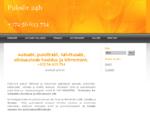 Autoabi | Puksiir 24H - Autoabi, puksiir, käivitusabi