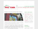 PULICASA Pulizie Civili e Industriali - Portogruaro Venezia | pulizia uffici | pulizia negozi | ...