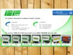 Produzione di macchine pulitrici lavapannelli, puliscipannelli, pulitrici combinate di pannelli e ...