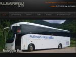 Noleggio Rent BUS Pullman VAN Roma Perrella Rome Italy - Home