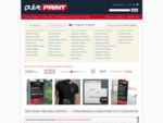 Pulse Print UK Lithographic and Digital Print Management Services