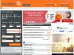 Reservas de hotel, viagens, voos baratos, férias, escapadinhas | GeoStar