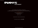 Welcome To Pupo's Food Market